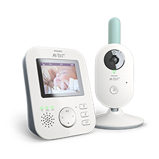 Video Baby monitor by Philips Avent