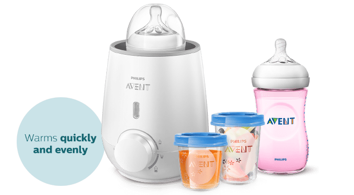 Philips Avent Fast Bottle Warmer Bottles and Container