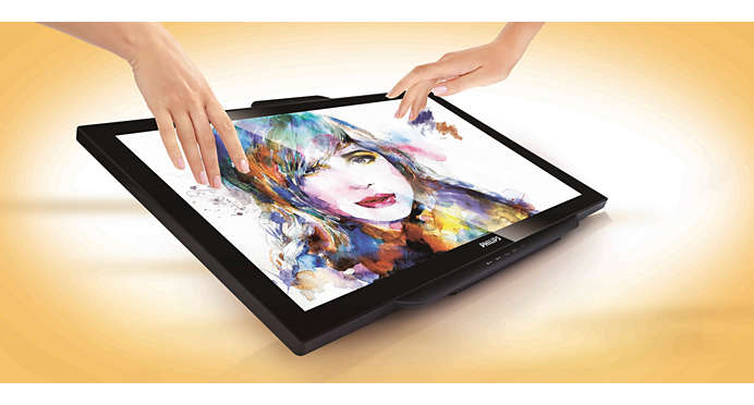 capacitive multi-touch screen