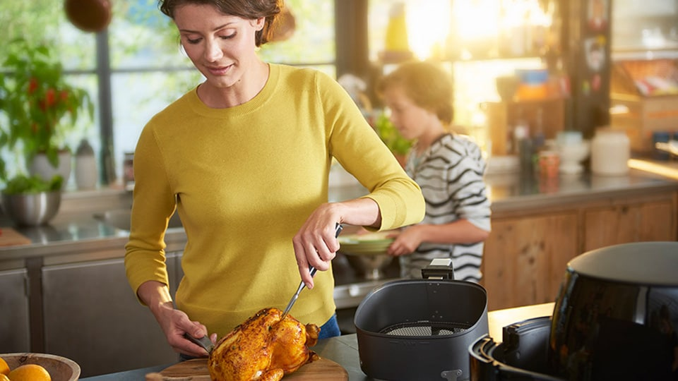 Introducing Philips Airfryer XXL