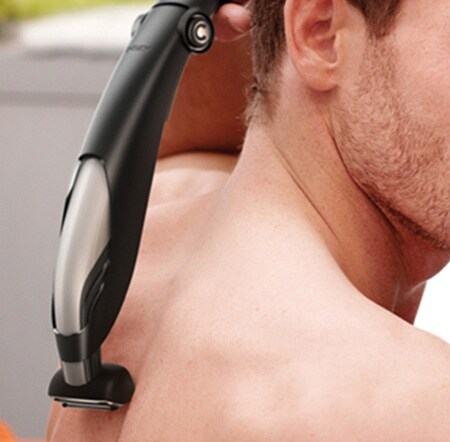 How to groom back and shoulders | Philips