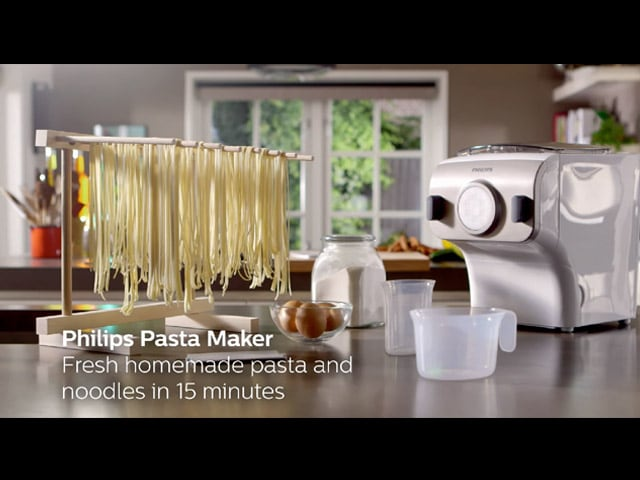 Discover the Pasta and noodle maker