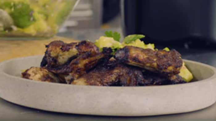 Jerk Chicken with Bondi Harvest