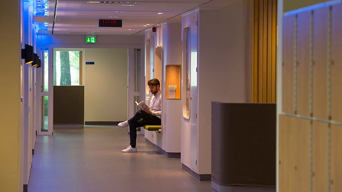 How patients and staff benefit from an improved psychiatric care environment